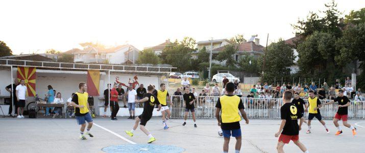 """Официјално стартуваше  ноќниот турнир во мал фудбал """"Свети Николе 2021"""""""