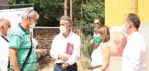 Министерката за образование и наука Мила Царовска во официјална посета на општина Свети Николе