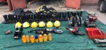 Донација во опрема и возила за противпожарните единици во Свети Николе