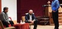 Театарска претстава  на драмското студио од Ќиќевац