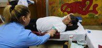 Прва крводарителска акција во новата година