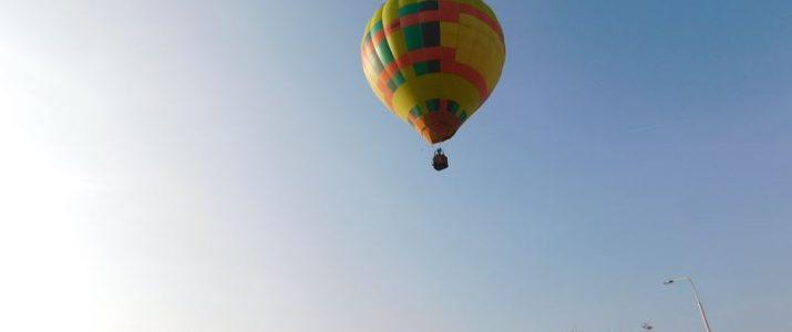 Прв лет со балон