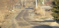Санирани  14 километри улици во селските населби