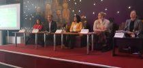 """Конференција """"Значење и улога на жените-Вклучување во родови локални политики"""", организирана од страна на ГИЖ Свети Николе, ОЖО Свети Николе и Kvinna till Kvinna"""