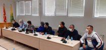 Состанок на кризниот штаб на Општина Свети Николе и Општина Лозово