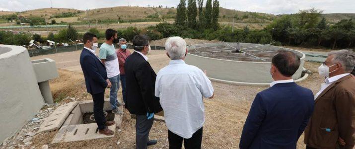 Свечено пуштање во употреба на реконструираната пречистителна станица за отпадни води во Свети Николе