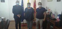 Донација од Република Бугарија за општина Свети Николе во медицинска опрема