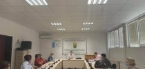 Седница на Кризниот штаб на општина Свети Николе