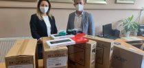 Набавена опрема за подобра реализација на on-line наставата во основните училишта