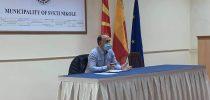 Состанок со претставници од НВО секторот и спортските клубови во општината за буџетот на општина Свети Николе за 2021 година