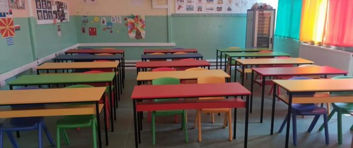 Започна уписот на деца во прво одделение во трите основни училишта во Свети Николе за учебната 2021/22 година