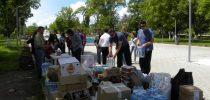 Акција за помош на настраданите во поплавите во Србија и Босна и Херцеговина