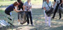 Со акција одбележан Светскиот ден на чистење