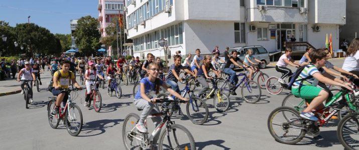 """Одбележана """"Европската  недела на мобилност"""""""