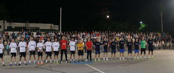 21-ви традиционален ноќен турнир