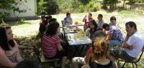 Размена на искуства на извидници и членови на црвен крст
