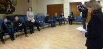 """Работилница на тема """"Јавно говорење"""" дел од проектот """"Ние сме жени лидерки и двигателки на промени во нашите заедници"""""""