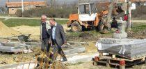 Во тек е изградба на  повеќе наменски игралишта во руралните населби