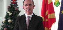 Обраќање на Градоначалникот на Општина Свети Николе по повод Новогодишните празници