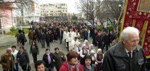 """Масовно прославен Патронот на градот """"Свети Николај"""""""