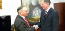 Посета на американскиот амбасадор на Свети Николе