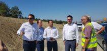 Изградбата на автопатот Миладиновци – Штип во завршна фаза