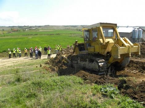 Кинески Синохидро започна со изградба на Автопатот Миладиновци – Свети Николе – Штип