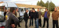 Општинска делегација во посета на Пеширово и Црнилиште