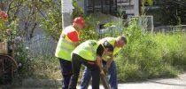 Дератизација на канализационата мрежа во Свети Николе