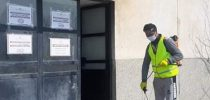 Дезинфекција на сите објекти и улици во Свети Николе