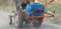 Дезинфекција по руралните населени места во Општина Свети Николе