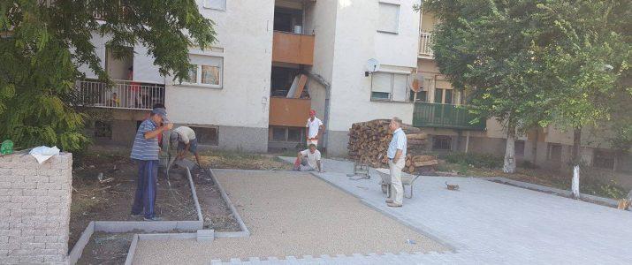 Изградба на детски игралишта во општина Свети Николе
