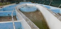 Започна реконструкцијата на фонтаната во градскиот парк