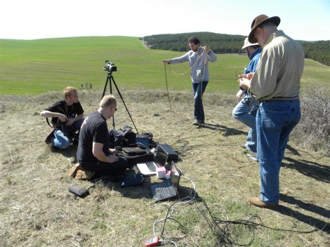 Светски научници истражуваа на Геоглифот, Била Зора и мегалитскиот ѕид