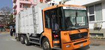 Набавка на камиони за смет и санитетско возило
