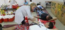 Уште една  успешна крводарителска акција