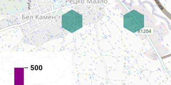 Инсталирани мерни станици за квалитет на воздухот