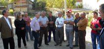 Градоначалникот во посета на месните заедници