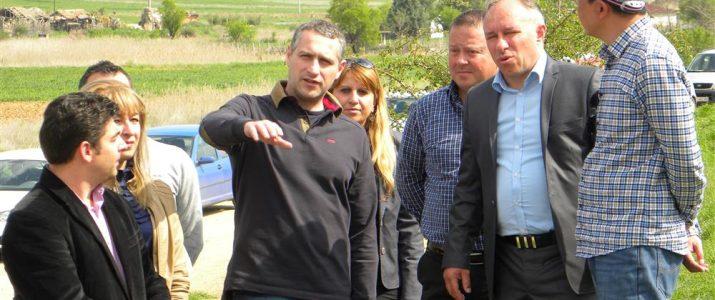 Министерот за здравство  Тодоров во посета на Свети Николе