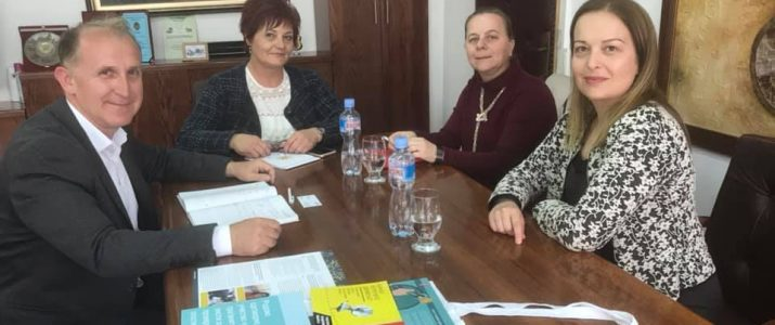 Посета на регионалниот проект менаџер на UNWOMEN