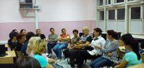 Работилница на тема: Превенција од рак на дојка во руралните средини