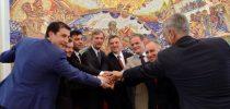 """Потпишување на Меморандум за имплементација на проектот """"Традиционални спортски игри (Спортски Бон-Тон)"""""""