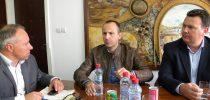 Заменик министерот Костадиновски на средба со светиниколските земјоделци